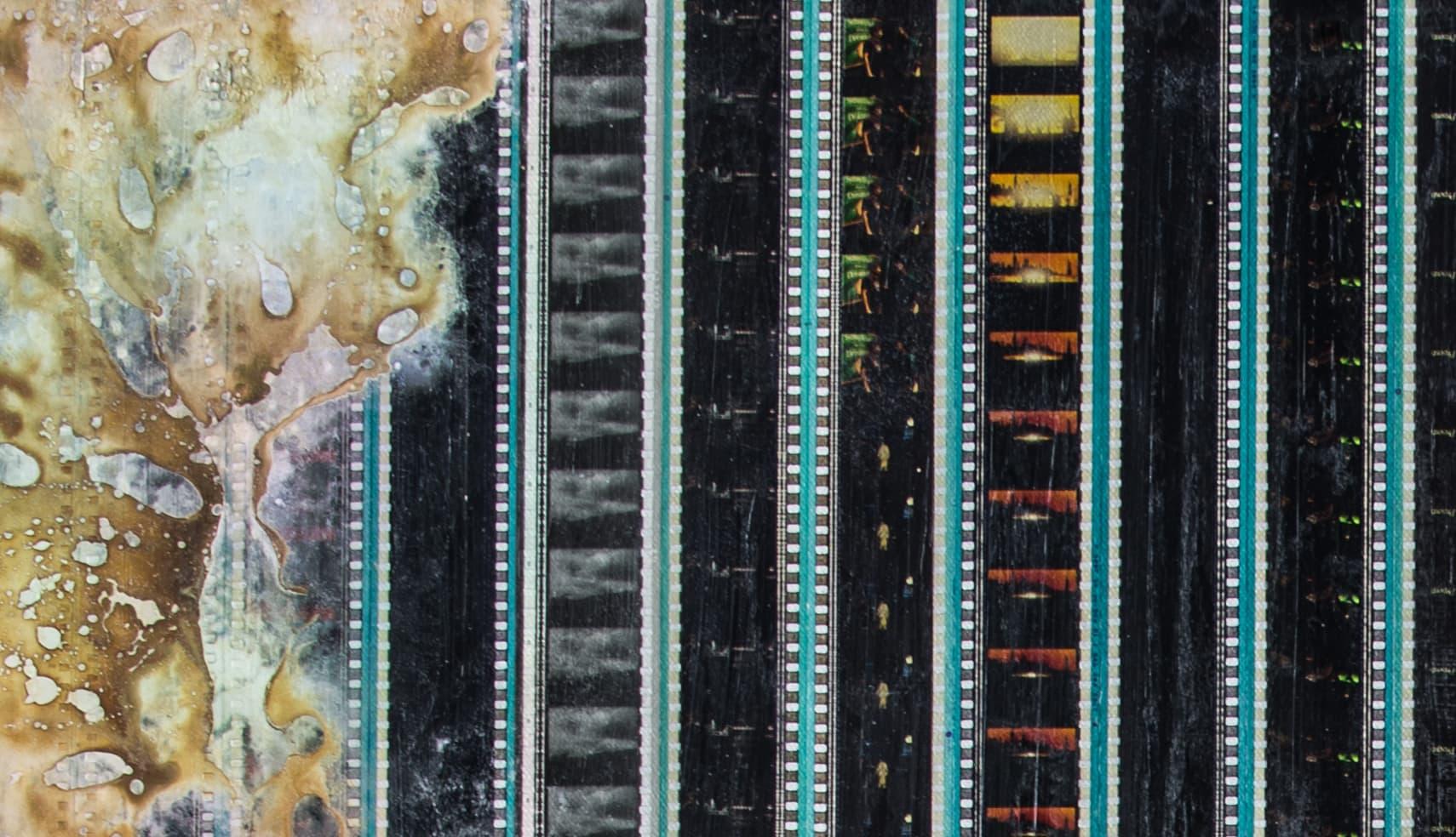 Silver Screen No. 4, detail