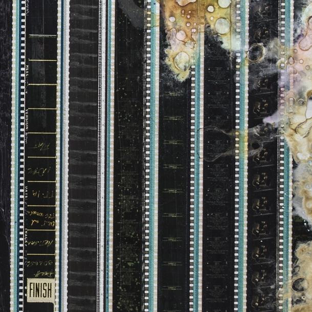 Silver Screen No. 2 detail